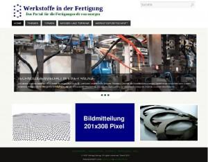 Mediadaten Homepage