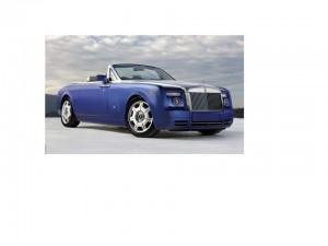 Karosserie Rolls Royce Cabrio, teilweise gefertigt aus Edelstahl Wst.Nr. 1.4301 mit gebürsteter Oberfläche und passiviert mit POLINOX Protect  Seit 8 Jahren ist weder an Außen- noch Rückseite Korrosion aufgetreten