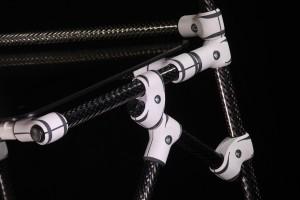 GRAPHIT®-Konstruktionen: geringes Gewicht und Robustheit durch Verbundwerkstoffe  Bildquelle: Trilogiq