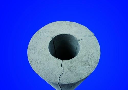 Morgan Advanced Materials stellt einen neu entwickelte Dämmstofflösung vor, der sich den unterschiedlichsten Rohr Geometrien anpassen lässt