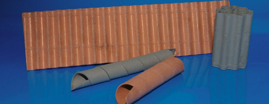 Innovatives metallisches Papier am Fraunhofer IFAM Dresden entwickelt