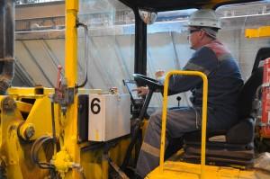 Sowohl Fahrer als auch Terminals arbeiten bei TRIMET unter zum Teil extremen Umgebungsbedingungen.