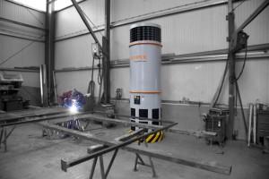 KEMPER_CleanAirTower im Einsatz