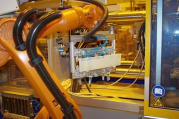 Fraunhofer PAZ entwickelt faserverstärkte Kunststoffe für mobile Leichtbauanwendungen