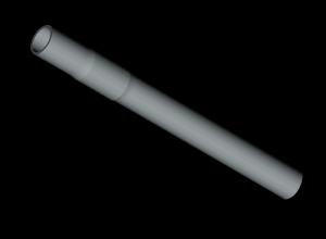 Hinterachse vor und nach der Optimierung (Quelle: voestalpine Metal Engineering)