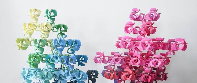Kunstobjekte aus dem 3D-Drucker: Stratasys präsentiert in Kooperation mit hochkarätigen Künstlern die ersten Skulpturen aus dem neuen 3D-Drucker J750