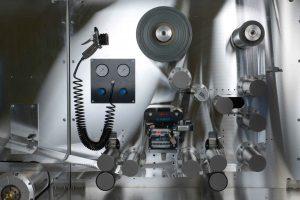 Rolle-zu-Rolle-Testanlage © Foto Fraunhofer IPT