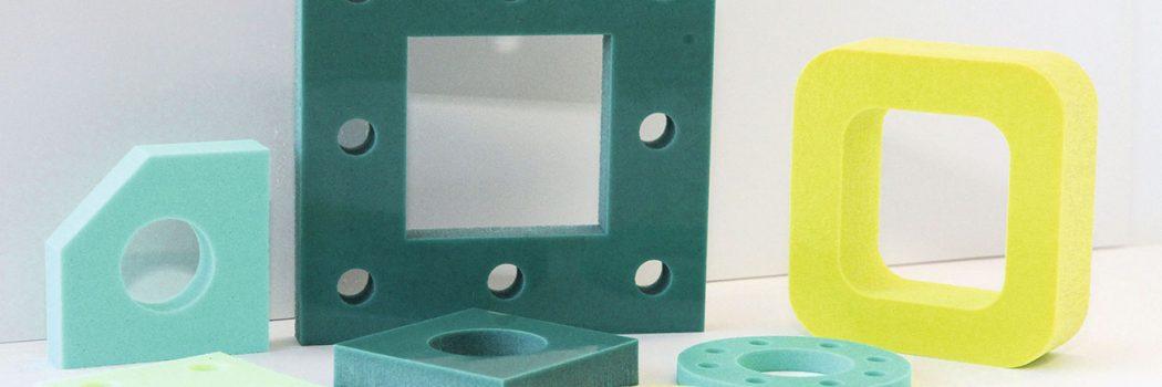 Neuer Polyurethan-Werkstoff zur Dämpfung von Stößen