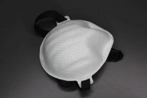 Die entsprechend den Normen für Schutzklasse FFP3 gefertigte Atemschutzmasken wird eine beschleunigte Prüfung von Corona-Virus-Pandemie-Atemschutzmasken (CPA) für Deutschland durchgeführt.
