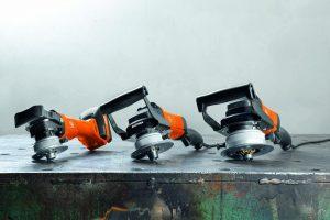 Die neuen FEIN Kantenfräsen erreichen durch eine ausgeklügelte Technik eine qualitativ hohe Fräsqualität.