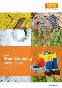 Der neue CEMO-Hauptkatalog 2020/21 zeigt bewährte Produkte und aktuelle Neuheiten auf 272 Seiten (Urheber: CEMO)