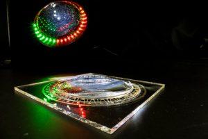 Smart Luminaire: Intelligente Beleuchtungskörper durch maßgeschneiderte Lichtverteilung für Beleuchtungsanwendungen des 21. Jahrhunderts.