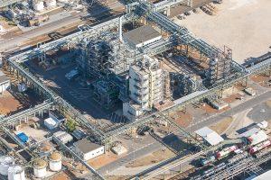 Bild 2:Das Prozessleitsystem TDI-Produktionsanlage wurde während dem geplanten Stillstand auf aktuellen Stand gebracht. (Quelle: BASF)