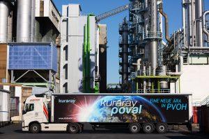 Beim Umbau einer Prozessanlage am Standort Höchst wollte das Chemieunternehmen bei der Dokumentation mit dem Umstieg auf ein durchgängiges PLT-CAE-System die Weichen für die Zukunft stellen. (Urheber: Kuraray)