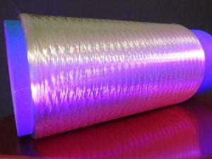 Bild: Cellulosefasern der DITF als Filtermaterial