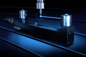 Berührungsloses Werkzeugkontrollsystem NC4+ Blue F230 (Bildquelle: Renishaw)